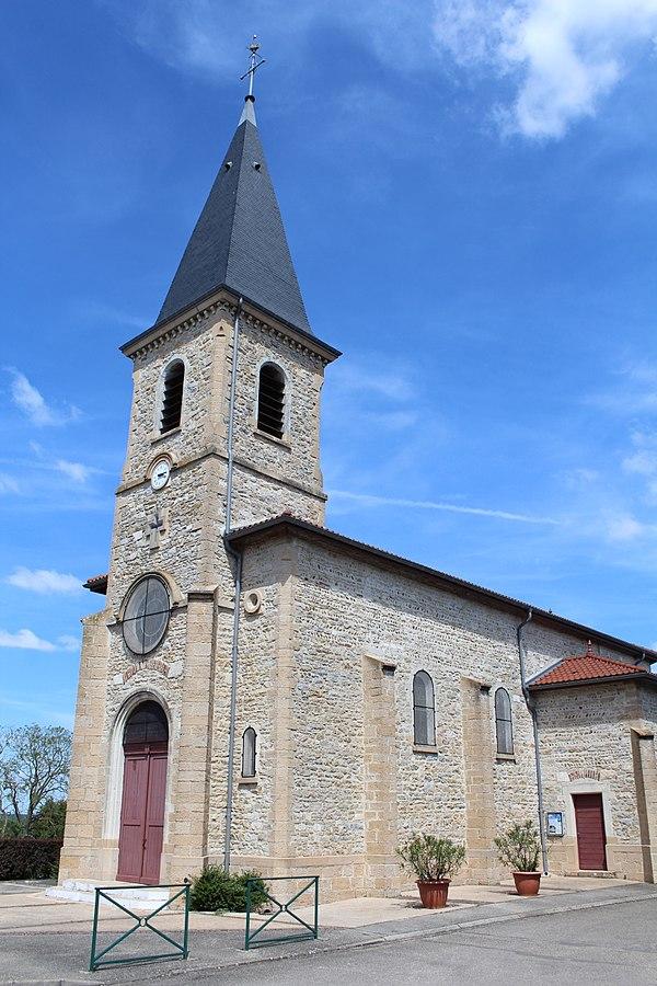 Photo de la ville Montcet