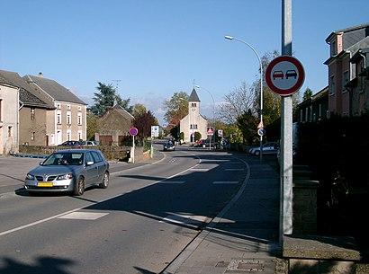 Comment aller à Ehlerange en transport en commun - A propos de cet endroit