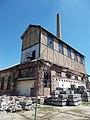 Óbuda gas factory, boiler house, 2016 Aquincum.jpg