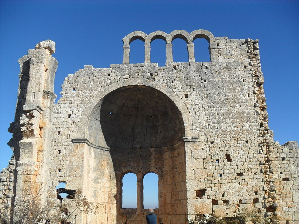 Öküzlü basilica