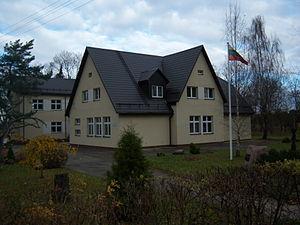 Ėriškių Juozo Balčikonio pagrindinė mokykla