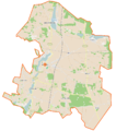Świekatowo (gmina) location map.png