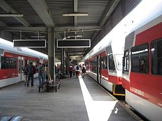 Poprad-Tatry railway station railway station