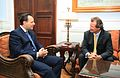 Συνάντηση ΥΠΕΞ, κ. Δ. Δρούτσα, με Ειδικό Εισηγητή ΟΗΕ για θέματα βασανιστηρίων, κ. M. Nowak (5071139553).jpg