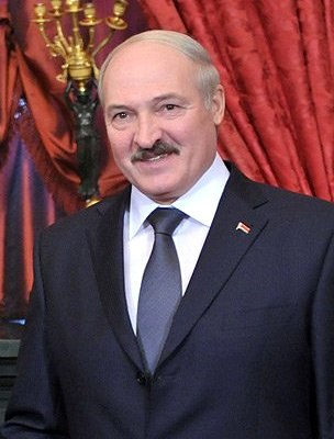 А.Р.Лукашэнка (выразка)