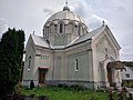Боратин. Церква Святого Юрія 1898р.jpg