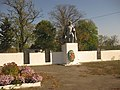 Братська могила радянських воїнів, село Малашівці,вул. Центральна, 1.jpg