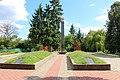 Братська могила 142 воїнів Радянської Армії, Немирів вул. Горького,.JPG