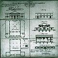 Брест. Проект синагоги. Архитекторы Г.Г. Валлерт, Михаелис. 1846 г. РГИА.jpg