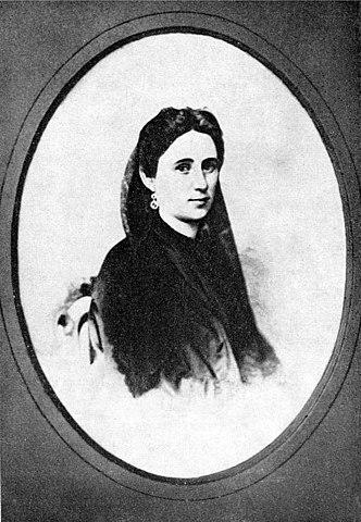 Екатерина Степановна Бубнова, рожд. Савицкая, жена Н.С.Лескова