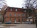 Будинок у якому 1941-1942 р.р. працював підпільний обком ЛКСМУ, вул.Артема,23, м.Харків.JPG