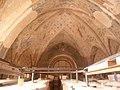 Внутренний вид костёла до переезда архива - потолочная роспись.JPG