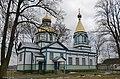 Ворсівка. Миколаївська церква. 1850 рік.jpg