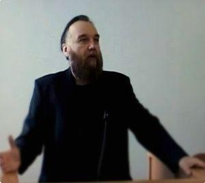 Aleksandr Dugin cover