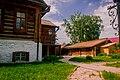 Елабуга, музей-усадьба Н.А.Дуровой, уютный дворик.jpg