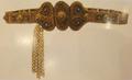 Женский пояс, позолоченное серебро. Ереван. Конец XIX в..png