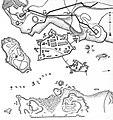 Карта-схема к статье «Кексгольм». Военная энциклопедия Сытина (Санкт-Петербург, 1911-1915).jpg