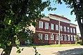 Коломна, усадьба Панина главный дом с двумя воротами, фото 2.jpg