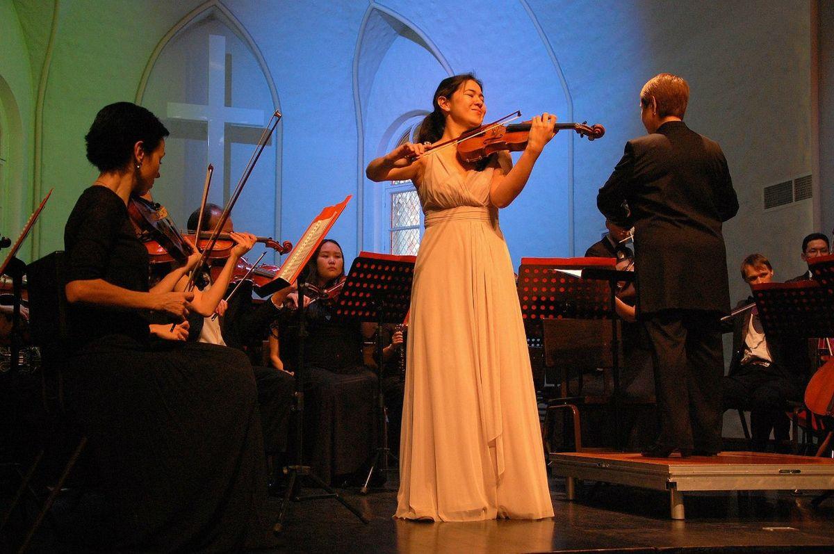 Конкурс скрипачей форум