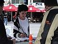 МК избори 2011 01.06. Охрид - караван Запад (5787483781).jpg