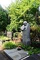 Могила Стельмаха М. А., українського радянського письменника DSC 0262.jpg