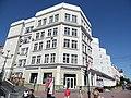 Муравьева-Амурского 25 вид на фасад слева (лестница от Театра драмы).jpg