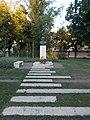 Памятник Абаю Кунанбаеву, 2018 Будапешт.jpg