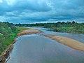 Река Оять недалеко от Введено-Оятского монастыря.JPG