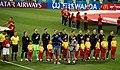 Сборная Хорватии в матче против сборной России на ЧМ по футболу 2018.jpg