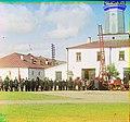 С. М. Прокудин-Горский. Пожарная команда в г. Вытегре. 1909 год.jpg