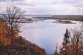 "Урочище ""Большой Бор"", ""Богатый лог"". Вид на реку Кама, Национальный парк ""Нижняя Кама"".jpg"