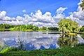 Царское Село. Большое озеро в Екатерининском парке 1.jpg