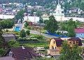 Церковь Сретения Господня в микрорайоне Соломенное, город Петрозаводск.JPG