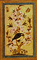 Шафи Аббаси Птица на цветущей ветке. 2я пол 17в Эрмитаж.jpg