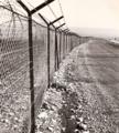 קטע ראשון של מערכת יעל 5 בגבול הצפון גזרת אביבים 1974.png