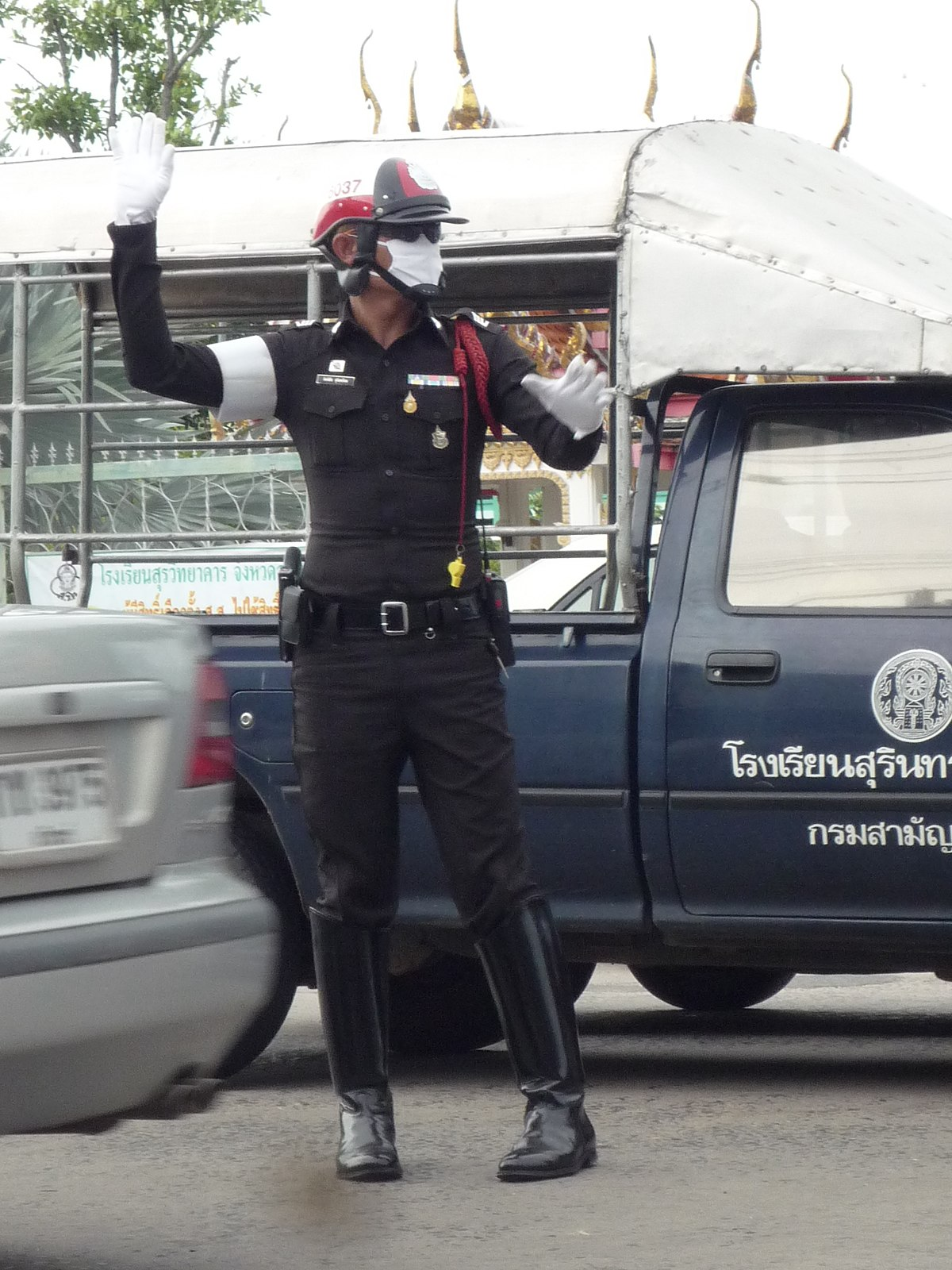Polisi - Wikipedia bahasa Indonesia, ensiklopedia bebas