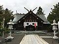 刈田神社 拝殿.jpg
