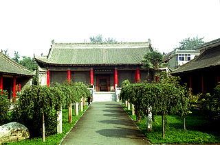 Xianyang Prefecture-level city in Shaanxi, Peoples Republic of China