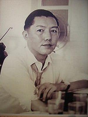 Tang Ti-sheng - Tang Ti-sheng in 1959 or before