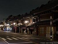 小江戸の夜(Kawagoe at night) 31 Oct, 2015 - panoramio.jpg