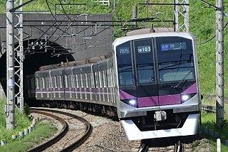 Tokyo Metro Hanzōmon Line Tokyo Metro line