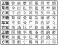 簡化字草案方案比較.PNG