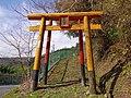 高倉大明神の鳥居 河内長野市寺元 2013.3.15 - panoramio.jpg