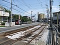 高須簡易郵便局前の国道195号線 - panoramio.jpg