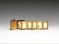 -Miniature Wedding Album of General Tom Thumb and Lavinia Warren- MET DP272218.jpg