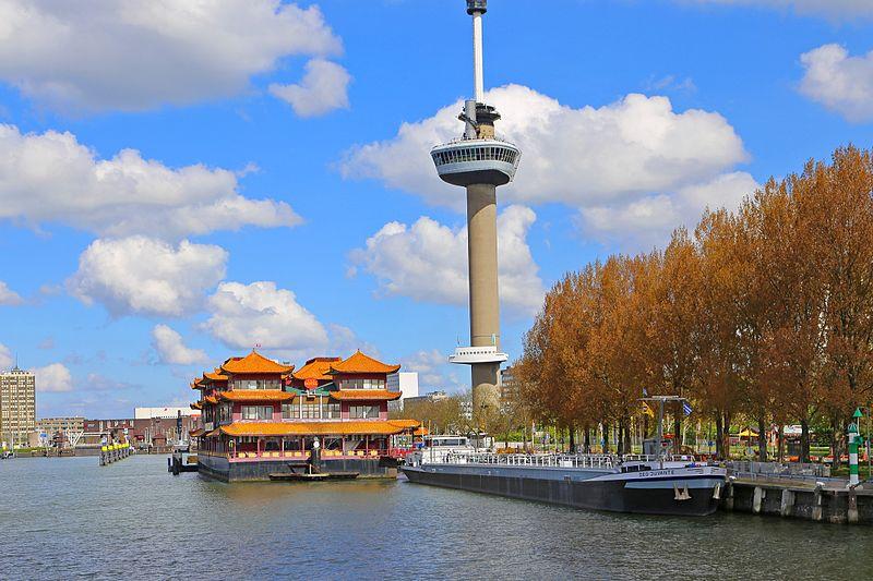Turismo em Roterdam