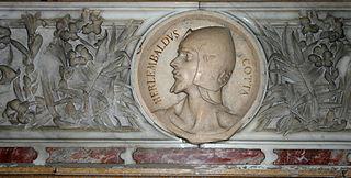 Erlembald Italian saint