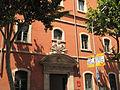 073 Antga caserna de Sant Agustí, façana del carrer Comerç.jpg