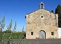 09 Capelleta de Santa Llúcia (el Palau d'Anglesola).JPG