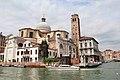 0 Venise, le Grand Canal et l'église San Geremia (3).JPG